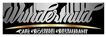 Wundermild – 1. Bitterfelder Kaffeerösterei Logo